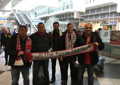 Ankunft in München