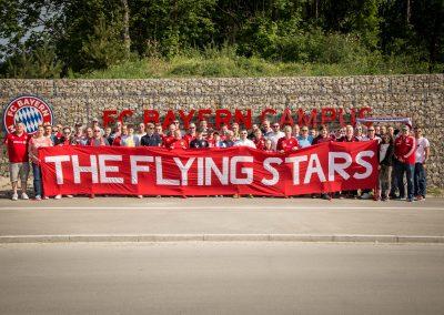 Besuch FC Bayern Campus