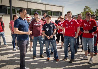 Führung Bayern Campus 10