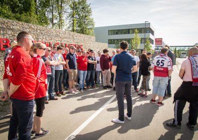 Führung Bayern Campus 2