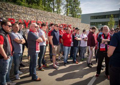 Führung Bayern Campus 3