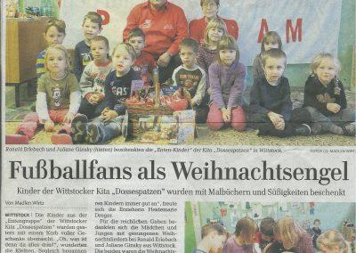MAZ - Prignitz Weihnachten 2009